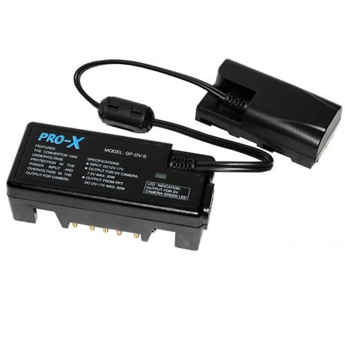 7.2V/14.1V Adapter for Panasonic DV Camera