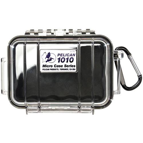 1010 Micro Case Black/Clear