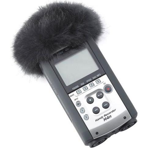 KTZOOM Fur Topper for Zoom H4N