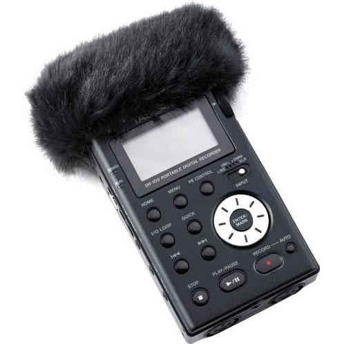 KTDR100 Fur Topper For Tascam DR100/DR100MK2