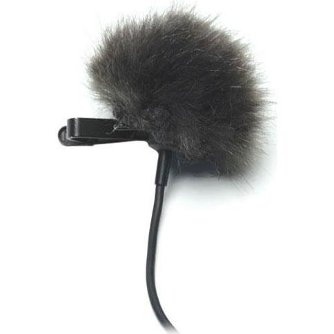 KLTFB Fuzzy Lav Windscreen Shower Cap Style- Black