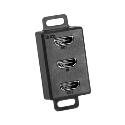 Passive 1 to 2 HDMI Splitter