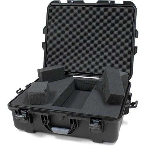 945 Case w/ Foam - Black