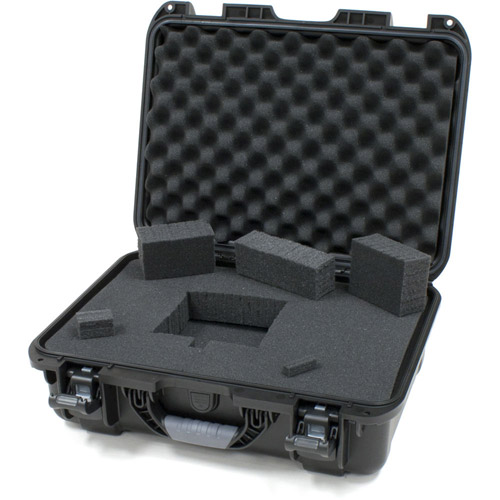 925 Case w/ foam - Black