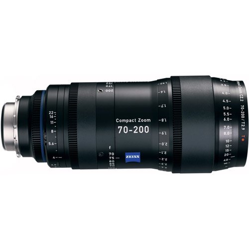 CZ.2 70-200mm T2.9  MFT Long Cine Zoom (feet)