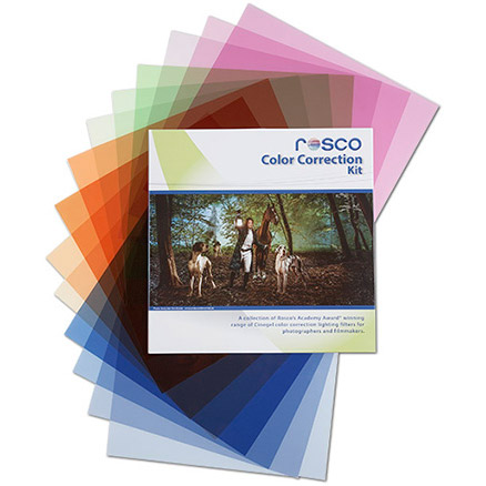 "Colour Correction Kit  12x12"""
