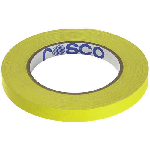 Spike Tape 12mm x 25m Yellow GaffTac
