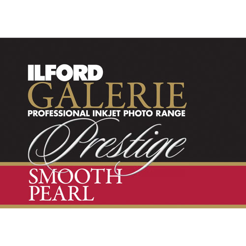 "5"" x 7"" Galerie Prestige Smooth Pearl 310gsm 100 Sheets"