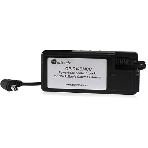 Power Adapter For Pro-X Batt For BlackMagic Cinema Camera