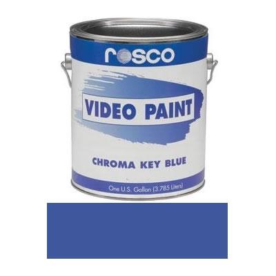 Chroma Key Blue #5710 Paint 1 Gal