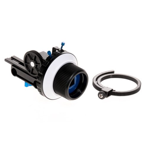 Follow Focus F3 for Rods with Hard Stoppers and Lens Gear Belt