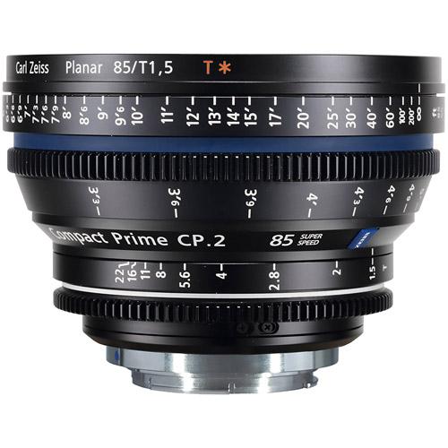 CP.2 T*85mm f/1.5 PL Super Speed Compact Prime CP.2 (feet)