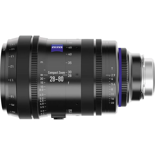 CZ.2 28-80mm T2.9 PL Mid Cine Zoom (feet)