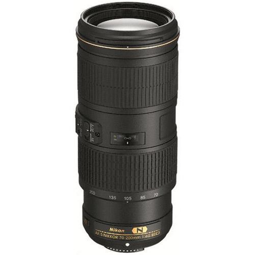 AF-S NIKKOR 70-200mm f/4.0 G ED VR Lens