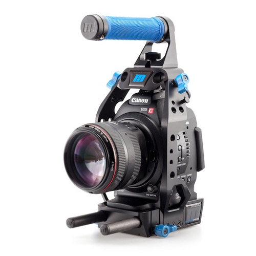 ultraCage Black for C100 Professional Series