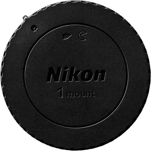 BF-N1000 Black Body Cap for Nikon 1 Cameras
