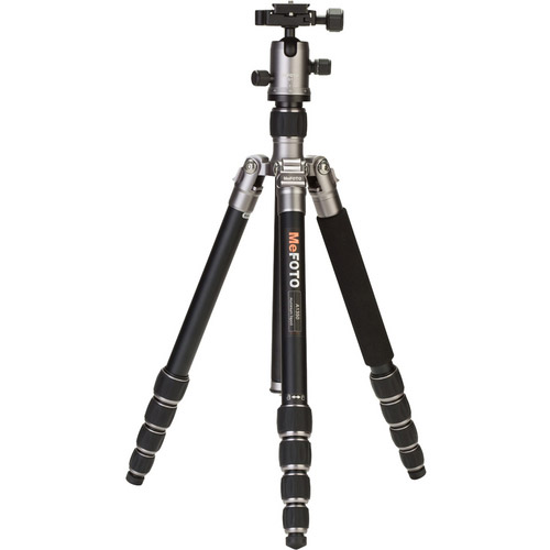 RoadTrip Travel Tripod Kit Titanium
