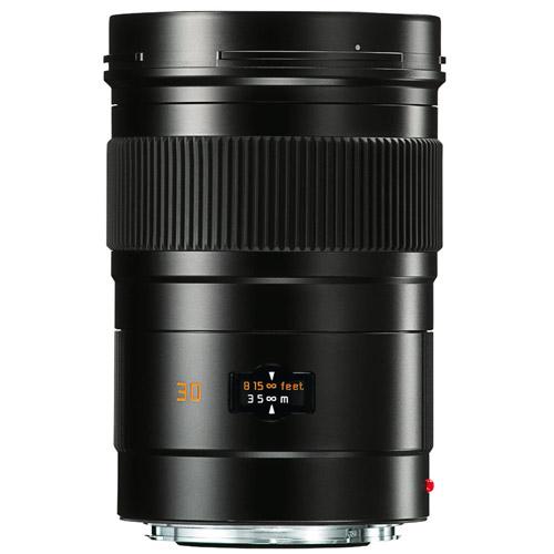 30mm f/2.8 Elmarit-S ASPH CS Lens Black