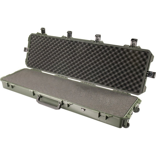 iM3300 Pelican Storm Case Olive Drab with Foam