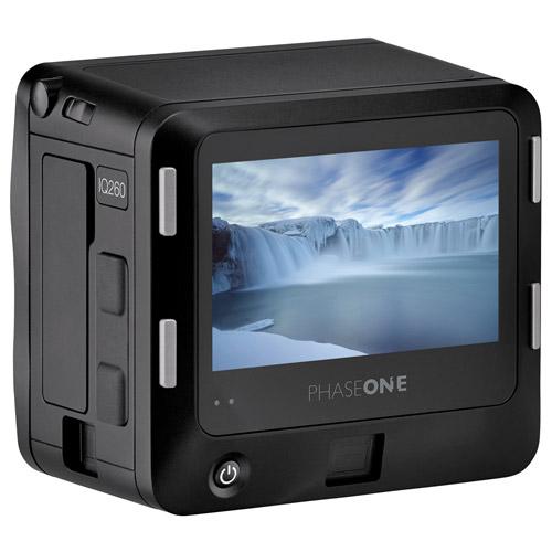 Digital Camera Backs