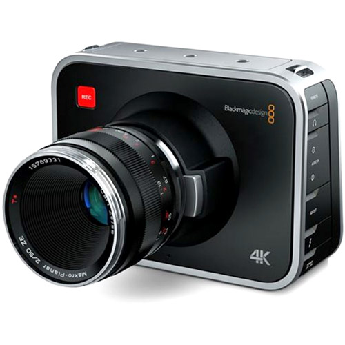 Blackmagic Design BlackMagic Production Camera 4K Pro Camcorders ...