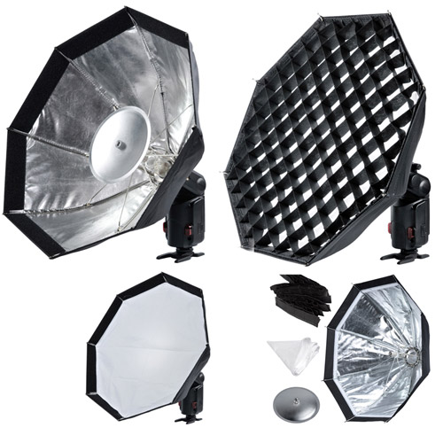 Godox Umbrella Softbox Price In Pakistan: Godox Octa Softbox W/ Grid For AD200 & AD360 II AD-S7