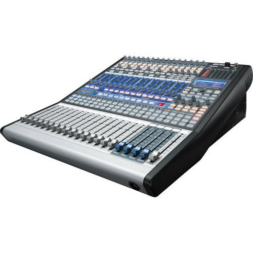 presonus audio studiolive 16 4 2ai 16 channel recording live sound digital mixer audio. Black Bedroom Furniture Sets. Home Design Ideas