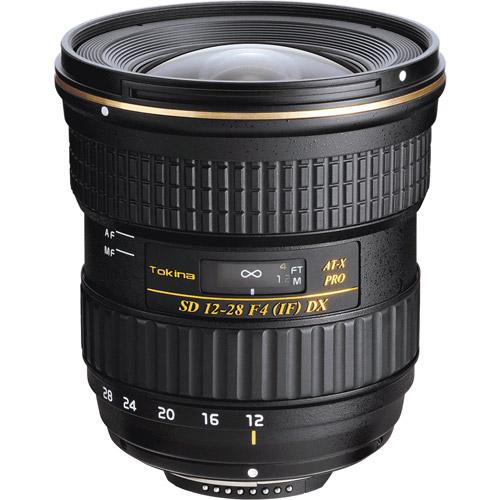 Tokina AF 12-28mm f/4.0 Pro DX SD-M Zoom Lens for Canon DSLR Lenses ...