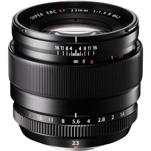 Fujinon XF 23mm f/1.4 Lens