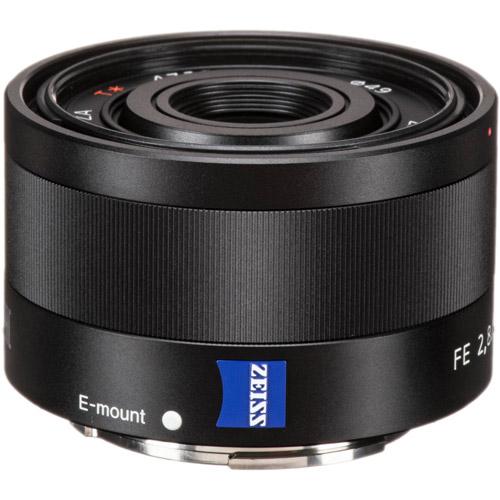 SEL FE 35mm f/2.8 ZA Sonnar T* Lens