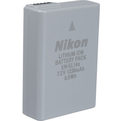 EN-EL14A Rechargeable Battery for D5300, Df