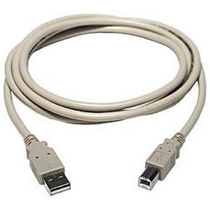 10' USB 2.0 Cable - A to B