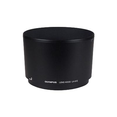 LH-61E Lens Hood for Micro 4/3 75-300mm II, 4/3 70-300mm