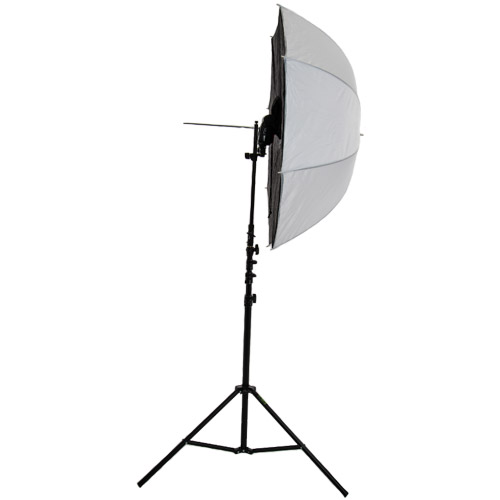 "illumi 40"" Brolly Box - Shoot Through Umbrella with 7 mm Shaft"