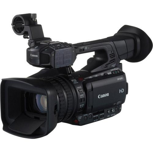 XF205 HD Camcorder w/20x HD Wide-Angle Lens, HD-SDI Output