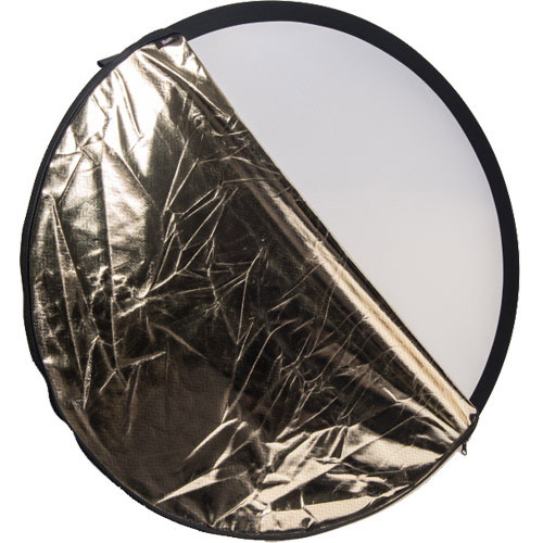 Illumi 107 cm 5-In-1 Double Stitched Reflector