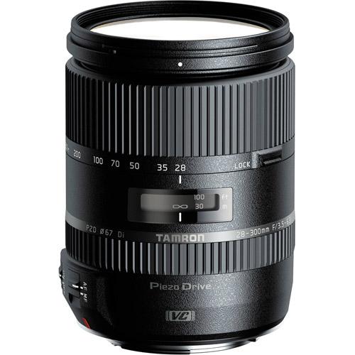 28-300mm f/3.5-6.3 Di VC PZD Lens for Canon