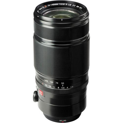 Fujinon XF 50-140mm f/2.8 R LM OIS WR Lens