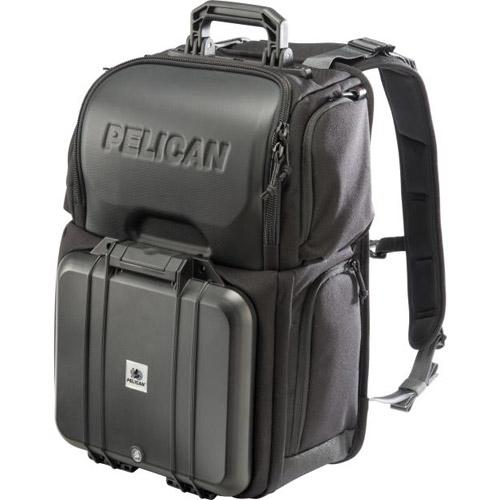 Pelican U160 Urban Half Case Black Backpack Computer Cases