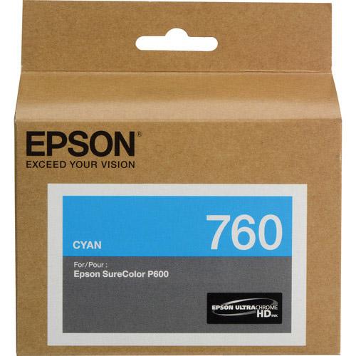 T760220 Cyan Ultrachrome HD for P600