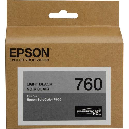 T760720 Light Black Ultrachrome HD for P600