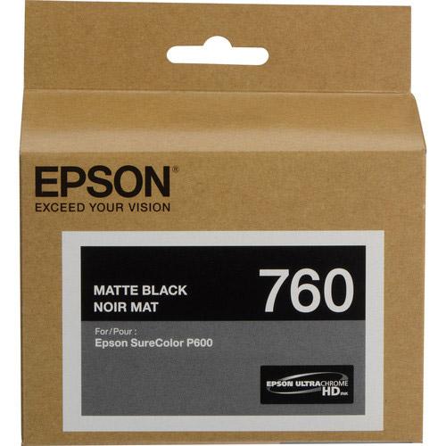 T760820 Matte Black Ultrachrome HD for P600
