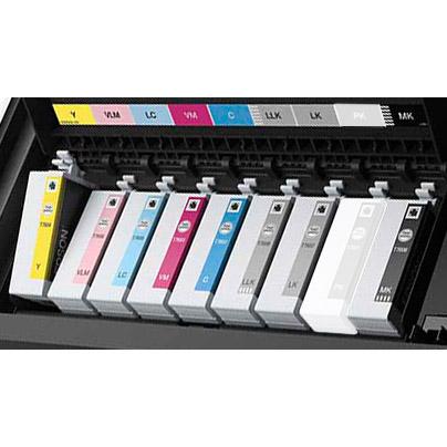 SureColor P600 Color Ink Set 8 Cartridges w/Matte Black