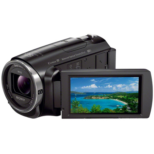 HDRPJ670B Camcorder