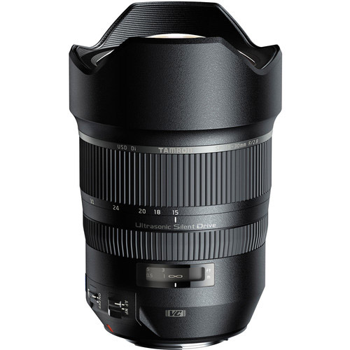 15-30mm f/2.8 Di SP VC USD Lens for Nikon