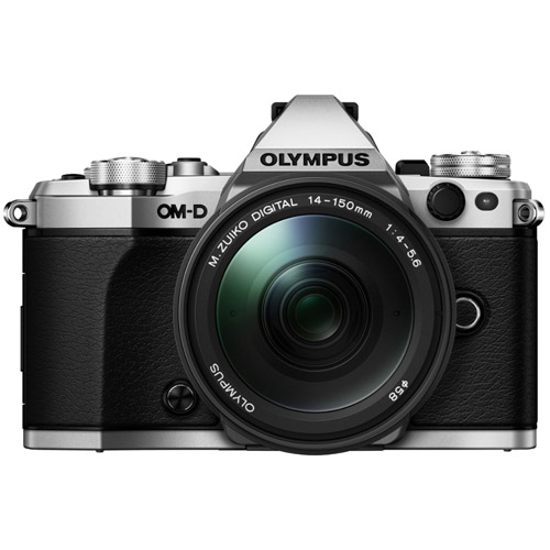 OM-D E-M5 Mark II Silver Body