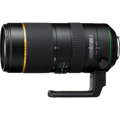 HD Pentax-D FA 70-200mm f/2.8 ED DC AW Lens