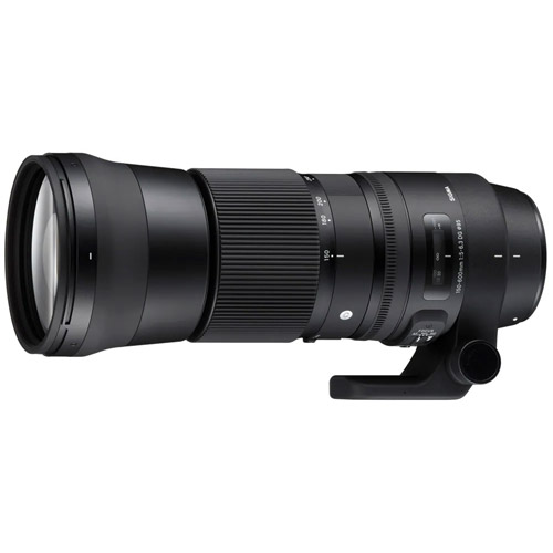 Contemporary 150-600mm f/5.0-6.3 DG OS HSM Lens for Nikon