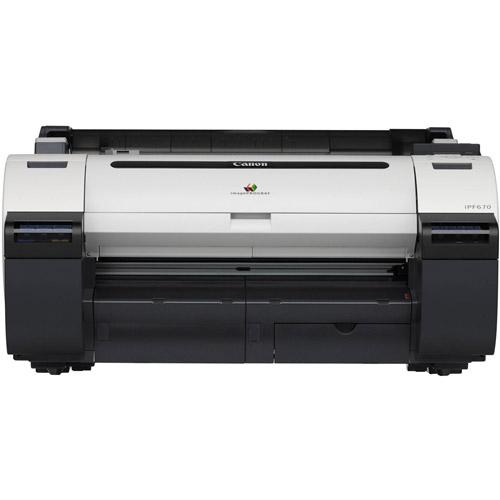 ImagePROGRAF IPF670 Large Format Printer