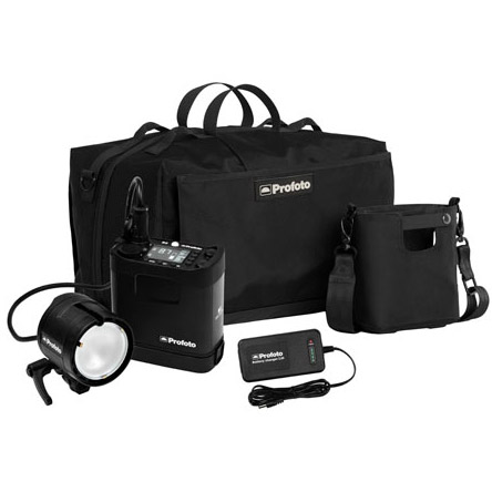 Portable Pack and Head Kits